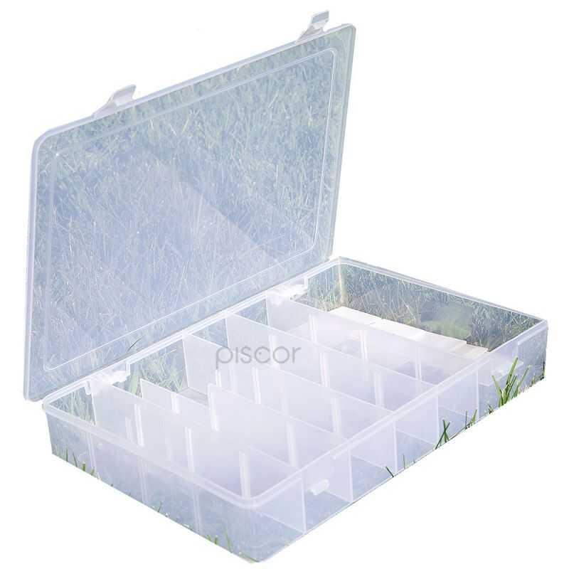 Lineaeffe Boîte Poly 5 - 32 x 22.5 x 5 cm