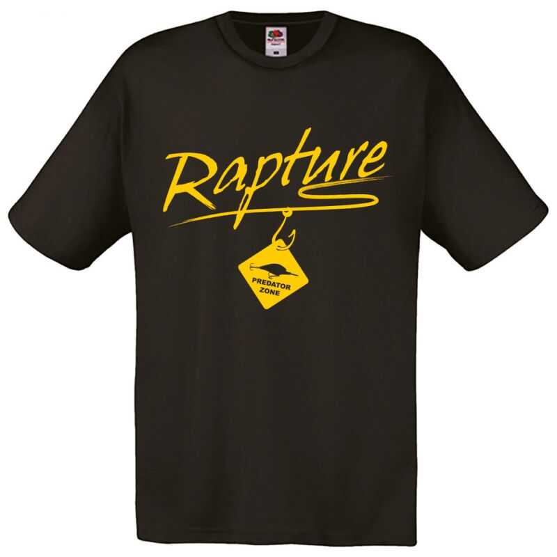 Rapture Predator Zone T-shirt Graphite - M