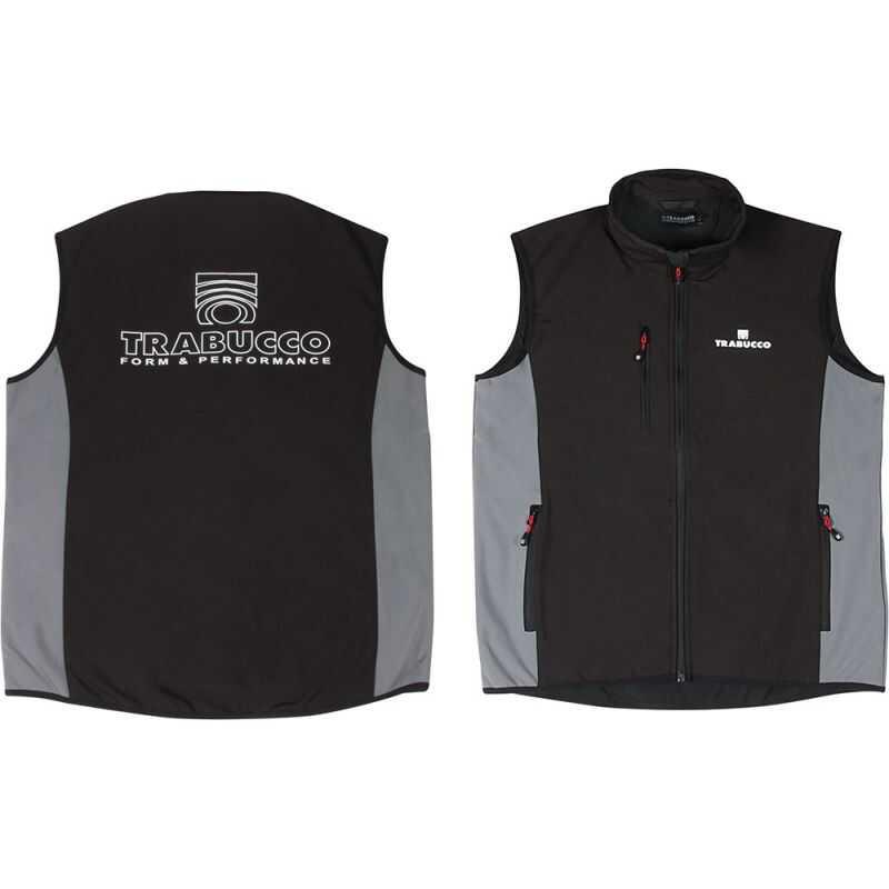 Trabucco Gnt Pro Softshell Vest - M