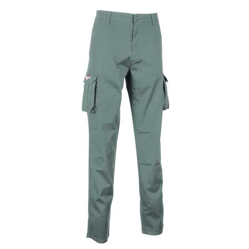 Colmic Summer Pants Grey Official Team - 46