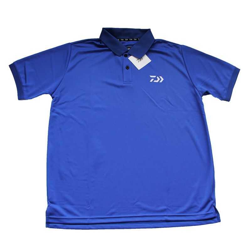 Daiwa Polo T-shirt Blue - L