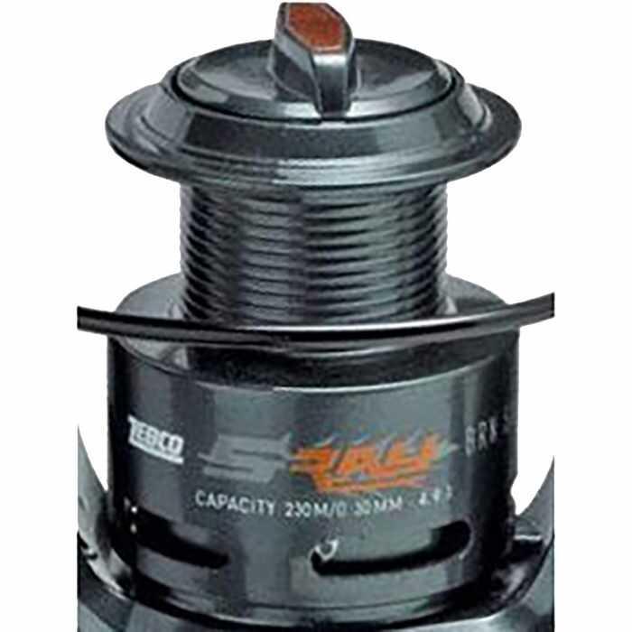 Zebco S-Ray Brn Spare Spool - 3000 - Aluminium
