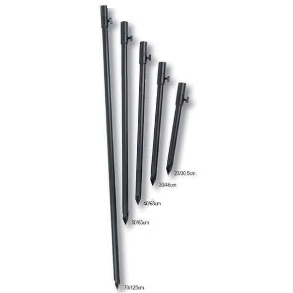 "Carp Spirit Blax Q-R Bora Point Bank Sticks - 9"" - 84 g"