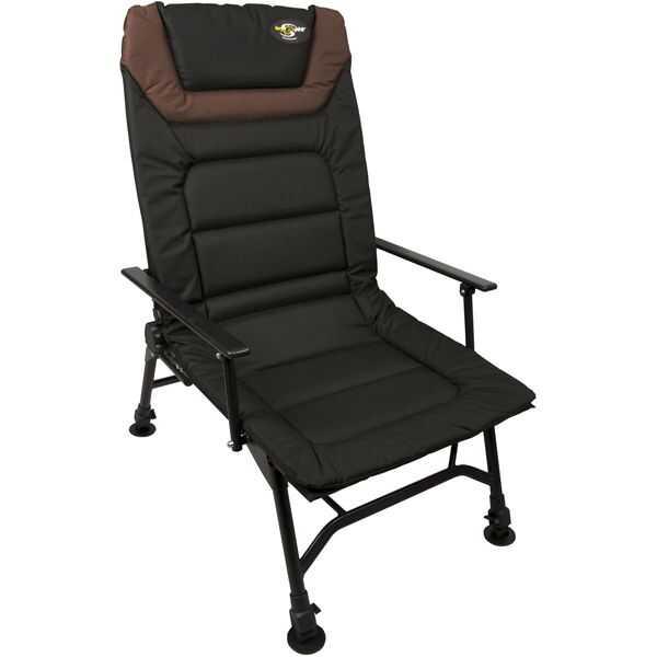 Carp Spirit CS Arm Chair - 7.2 kg - 100-110x55x55 cm