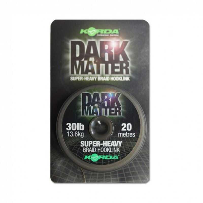 Korda Dark Matter Braid - 20 lb