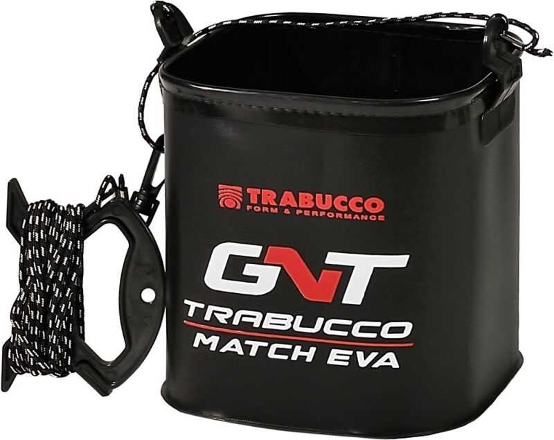 Trabucco Drop Bucket - 20x20x20 cm