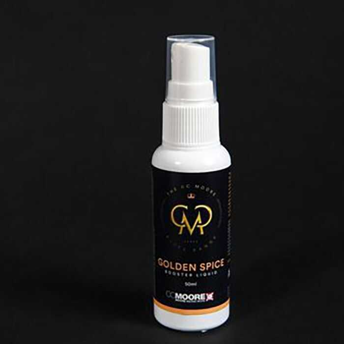CC Moore Elite Golden Spice Booster Liquid - 50 ml