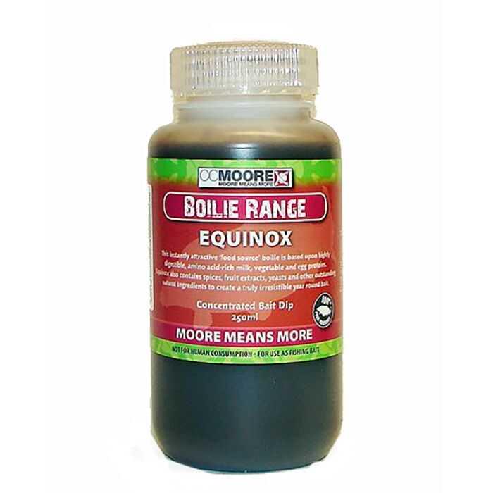 CC Moore Equinox Bait Dip - 250 ml