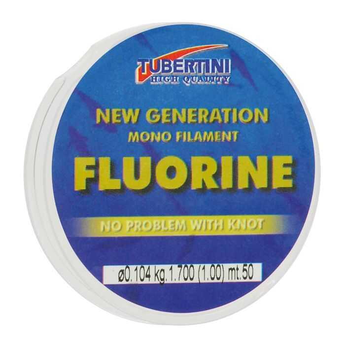 Tubertini Fluorine - 0.064 mm - 50 m