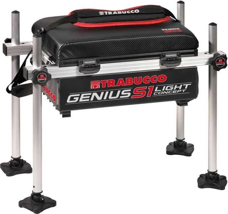 Trabucco Genius Box S1 Light - Genius Box S1 Light