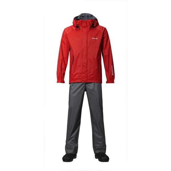 Shimano Veste Dryshield Basic - XL - Red
