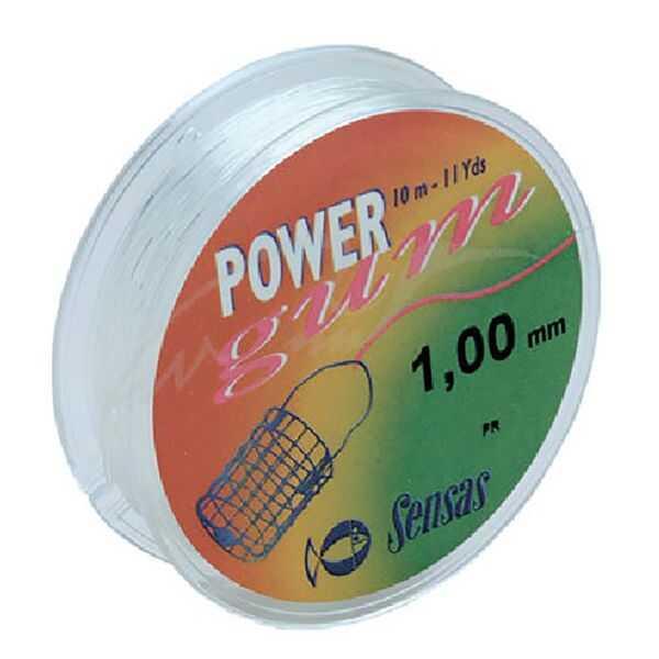 Sensas Power Gum - 0.50 mm SPOOL 10 m