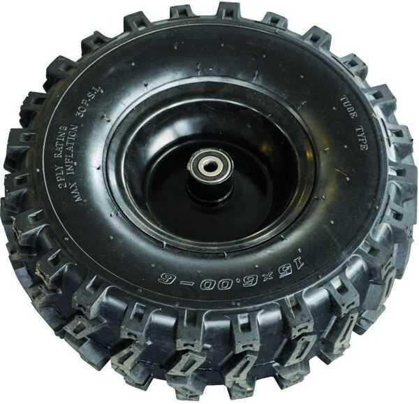 Carp Spirit Monster Barrow Wheel - 4.25 kg