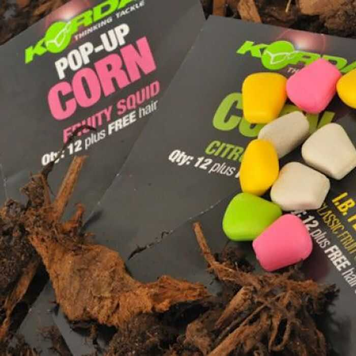 Korda Pop Up Corn - Fruity Squid - Pink