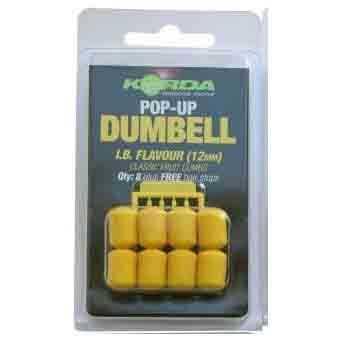 Korda Pop Up Dumbell - IB 12 mm