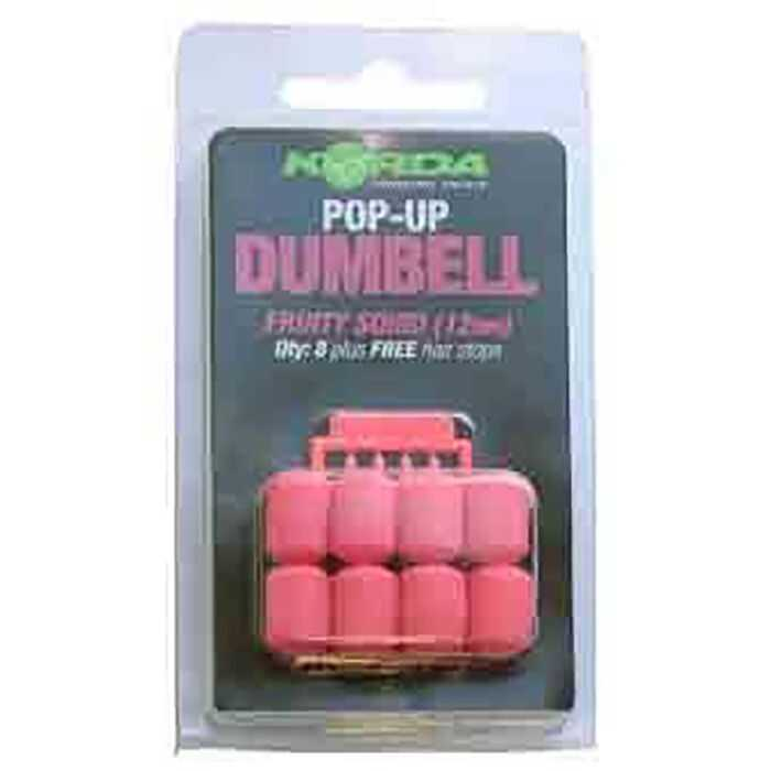 Korda Pop Up Dumbell - Fruity Squid 8 mm