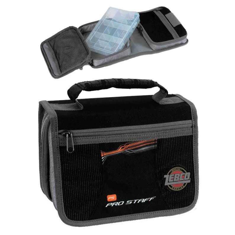 Zebco Pro Staff Uni Tackle Bag - 22x11x16 cm