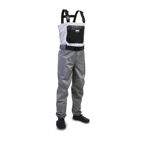 Rapala X Protect Chest Waders - Taglia S - Colore Steel-Grey
