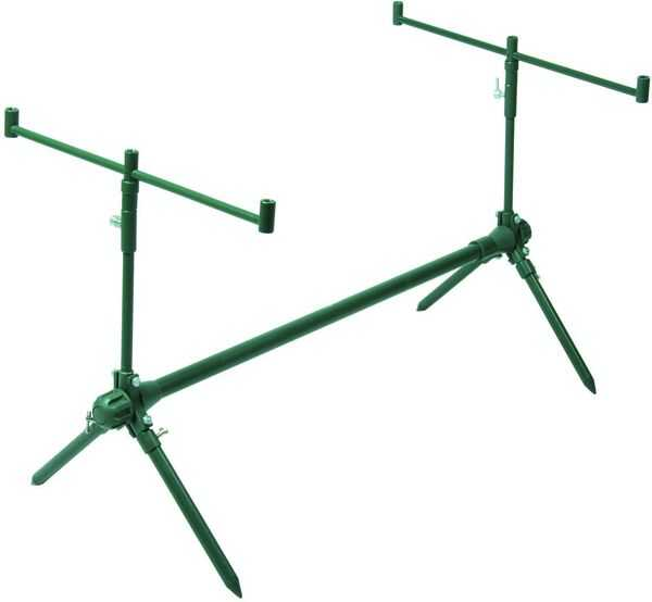 Carp Spirit Rod Pod 3 Rods - 3 Classic Rods - 76-123x33.5x45 cm - 1.65 kg