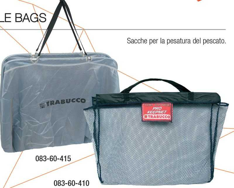 Trabucco Scale Bags - TR Rubba Scale Bag
