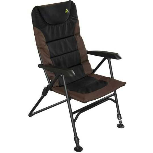 Carp Spirit Silla Relax - XL - 5.80 kg - 180x60x40 cm
