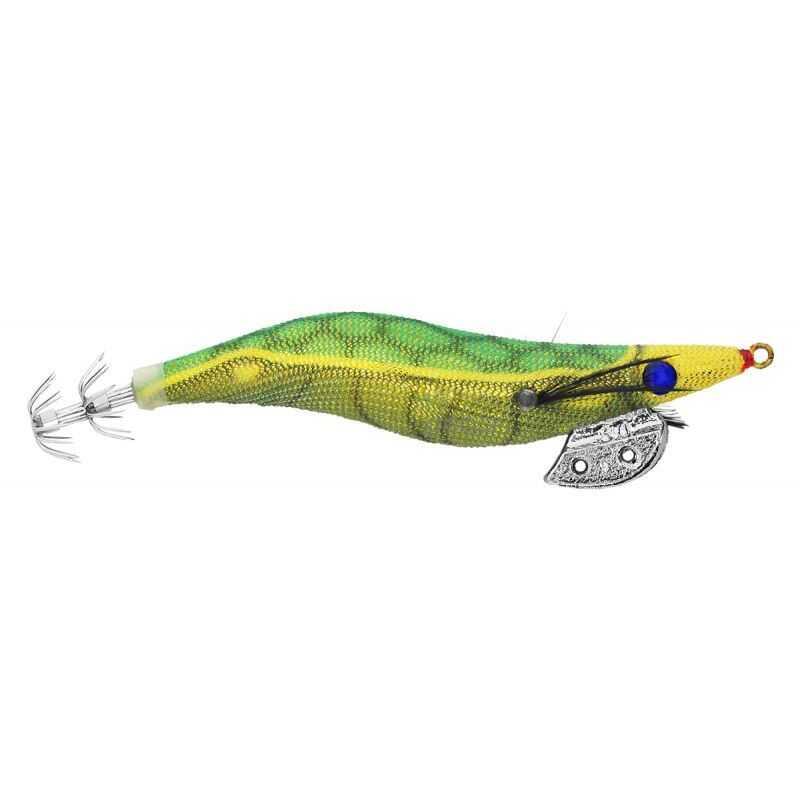 Seika Squid Jig VLP - 100 m - 2.5 - 12 g - Couleur 04