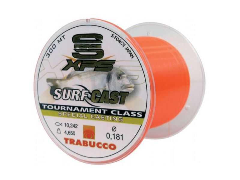 Trabucco Surf Cast XPS S-Force - 0.181 mm - 300 m