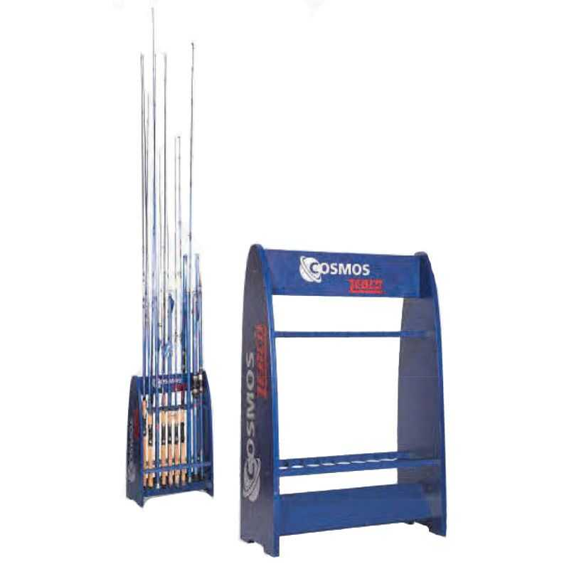 Zebco Cosmos Rod Stand - 60x30x78 cm