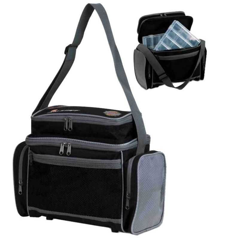 Zebco Pro Staff Allround Carryall - 39x15x28 cm