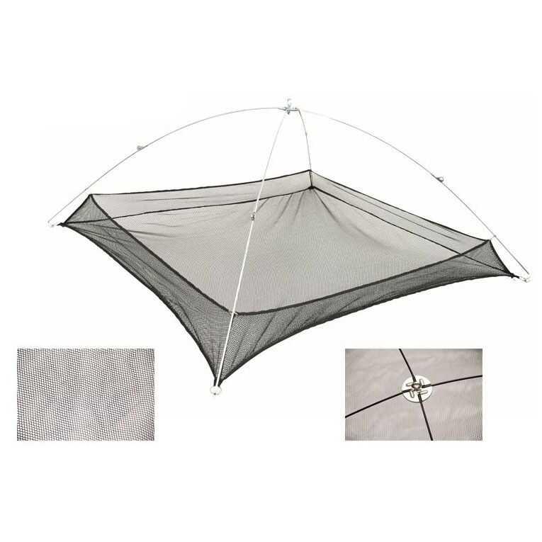Zebco Umbrella Style Livebait Net - 100x100 cm